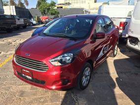 Ford Figo Energy 4 Pts Mt 2018 Seminuevos