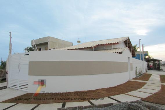 Ch84 Casa Nova Piso Porcelanato 2 Quartos Sendo 1 Suite