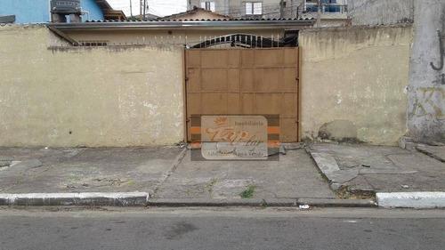 Terreno Residencial À Venda, Vila Nossa Senhora Do Retiro, São Paulo. - Te0047