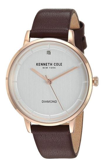 Reloj Para Dama Kenneth Cole Kc50010001 Envio Gratis