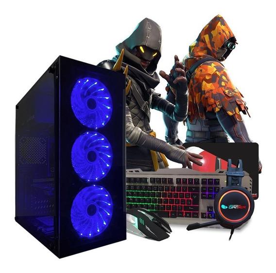 Pc Gamer Invictus Intel I3 6ºger. Gtx 1050 4gb 8gb Hd 1tb
