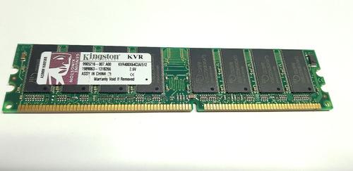 Memoria Ram Dimm Ddr 512mb 400mhz Pc3200 Para Pc Escritorio