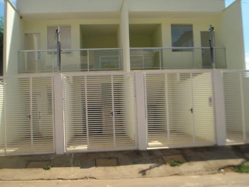Imagem 1 de 14 de Casa Geminada 02 Quartos Mcmv