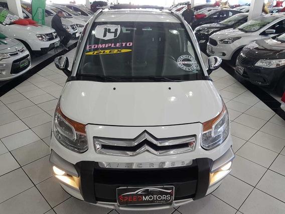 Citroën Aircross 1.6 16v Exclusive Flex 5p 2014