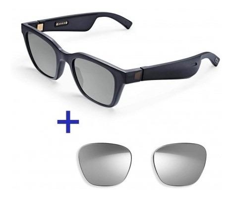 Gafas De Sol Con Audio Bose Frame Alto S/m + Lentes B Tk603