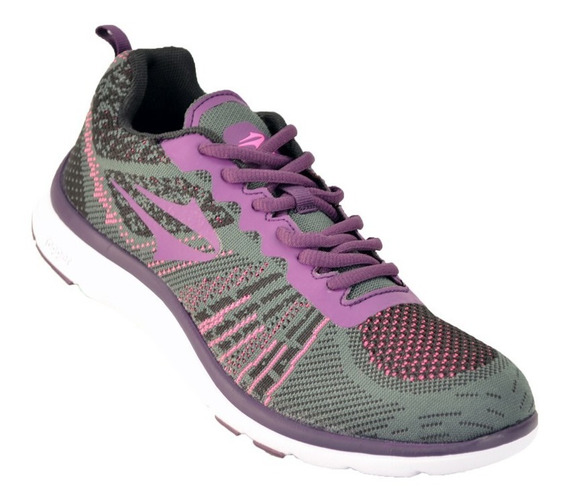Zapatillas Mujer Topper Lady Point Original Gris