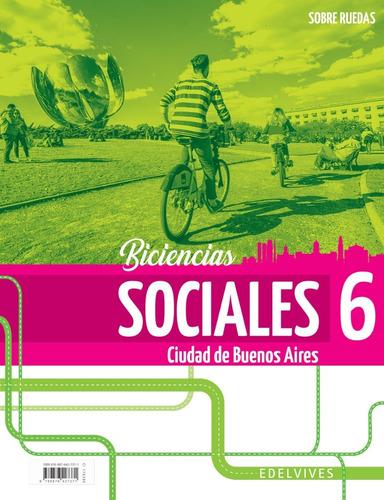 Biciencias 6 Ciudad De Buenos Aires - Sobre Ruedas