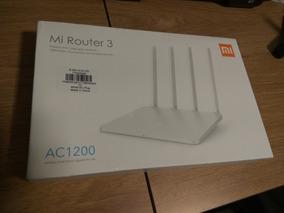 Xiaomi Mi Router 3 - Wifi Dual Band 2.4ghz 5ghz