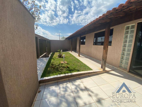 Imagem 1 de 17 de Casa Com 3 Dormitórios À Venda, 83 M² Por R$ 250.000,00 - Jardim Primavera - Londrina/pr - Ca1596