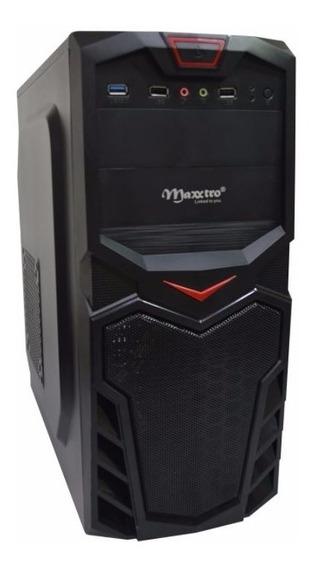 Pc Para Rodar Qualquer Jogo - Radeon + Intel - 4gb Ram