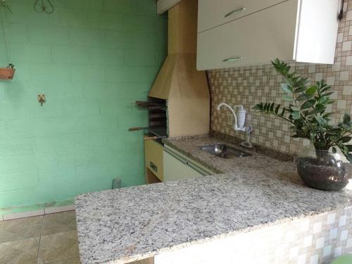 Casa Com 4 Dormitórios À Venda, 120 M² Por R$ 515.000,00 - Jardim San Marino - São José Dos Campos/sp - Ca1336