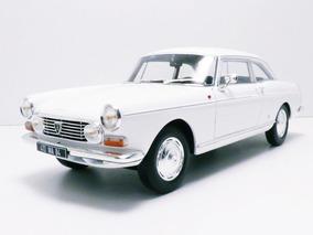 Peugeot 404 Coupé Norev 1/18 1967 Arosa Miniatura Clássico