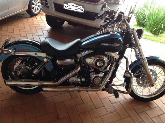 Harley Davidson Dyna Super Glide Custom Fxdc 7.800km