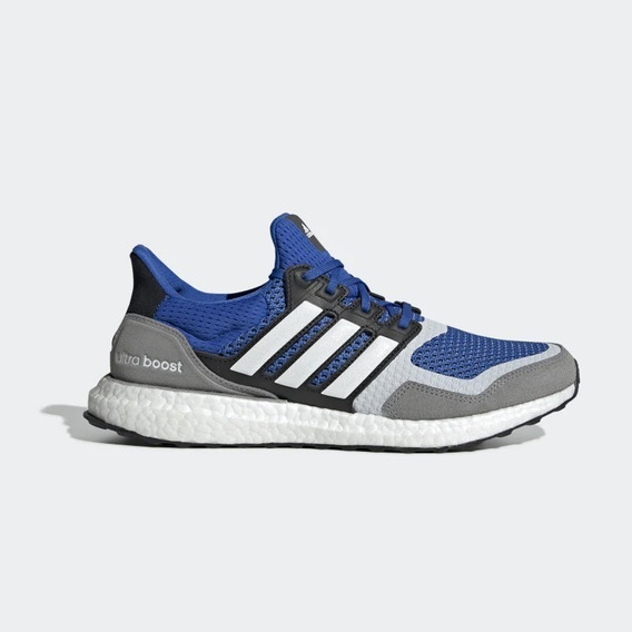 Tênis adidas Ultraboost Azul + Meia De Brinde +frete Grátis