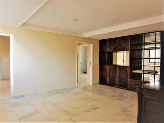 Apartamento Com 4 Quartos À Venda, 186 M² Por R$ 1.400.000 - Boa Viagem - Recife/pe - Ap2109