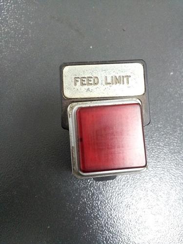 Boton Pulsadores Cuadrado Con 8 Contactos 13097