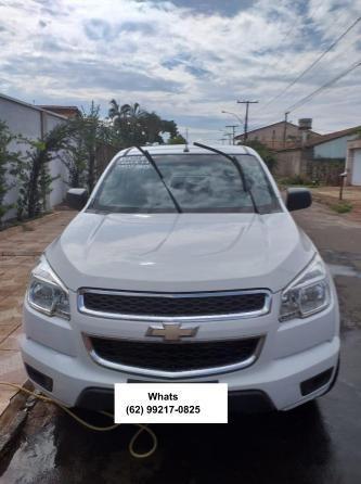 Chevrolet S10 2014/2014 2.8 Ls 4x4 4 Portas Turbo Diesel