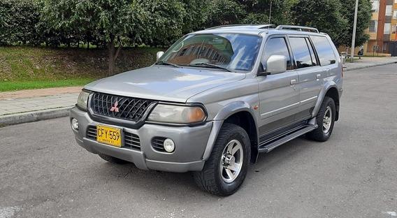 Mitsubishi Nativa Nativa Automática Full Equipo 2001