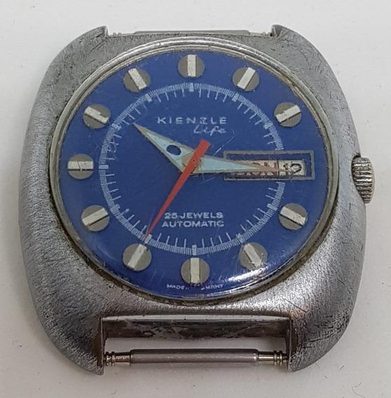 Relogio Vintage De Pulso Kienzle Life 25 Jewels Germany