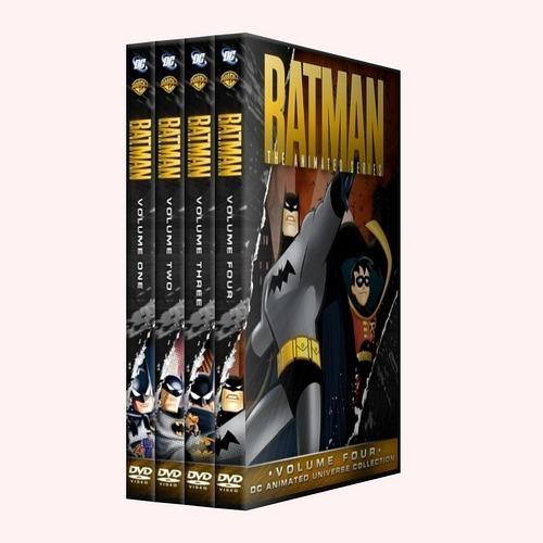 Batman La Serie Animada