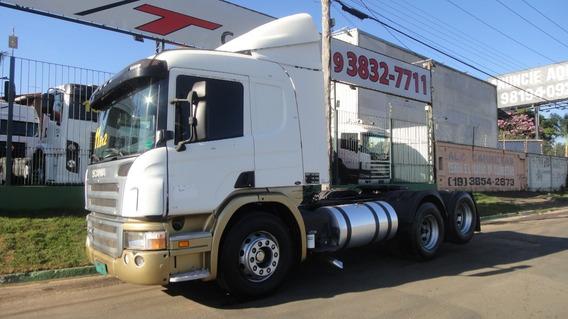Scania P 340 6x2 2011 P340