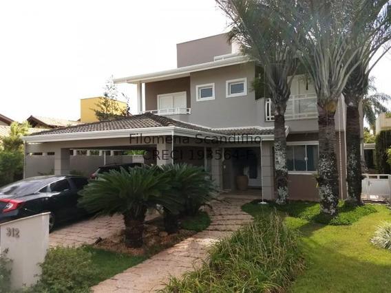 Casa Com 4 Dorms Em Campinas - Condominio Estancia Paraiso - 3