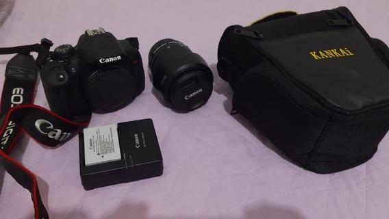 Camera Profissional Canon T5 Rebel