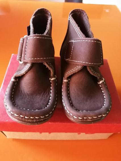 Zapatos Botin Bebé Talla 20