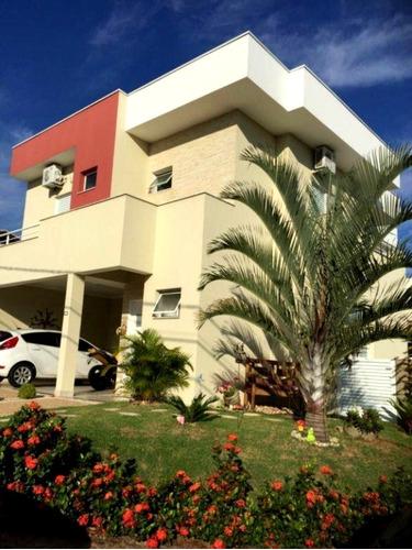 Maravilhosa Casa A Venda, Com 3 Suítes Condomínio Vivenda Das Cerejeiras Valinhos - Ca1399 - 31964154