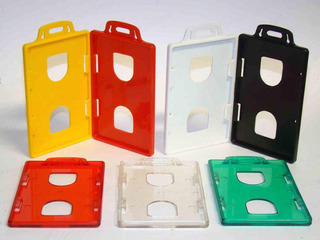 Porta Carnet Colores Surtidos Pack De 5 Und