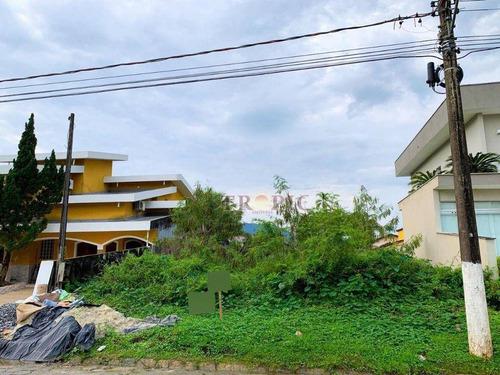Terreno À Venda, 432 M² Por R$ 350.000,00 - Morada Da Praia - Bertioga/sp - Te0116