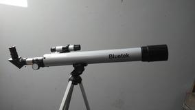 Telescópio Astronômico Refrator 450x 600x50mm