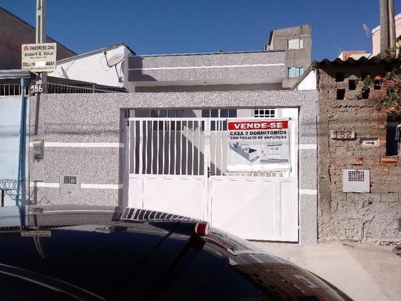 Casa Residencial À Venda, Loteamento Residencial Novo Mundo, Campinas. - Ca0211