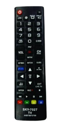 Controle Remoto LG Smart Tv 3d Tecla Futebol (akb73975709ps)