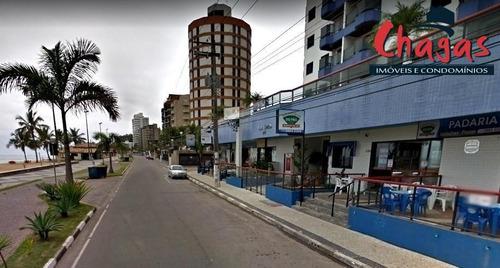 Imagem 1 de 1 de Loja Frente Mar Na Praia Martim De Sá Em Caraguatatuba - 1398