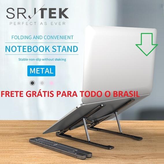Portátil/suporte Dobrável Para Notebook/leptop. Frete Grátis
