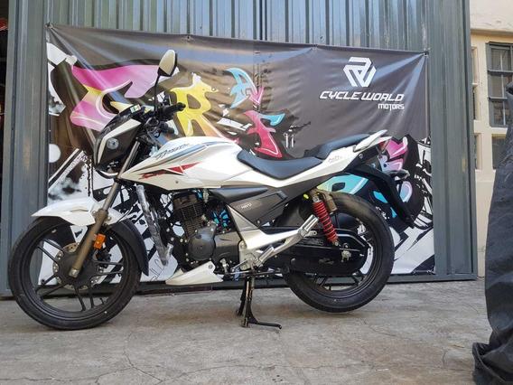 Moto Hero Hunk Sports 150 0km 2019 Negro Hasta 19/7