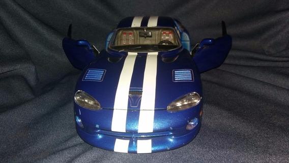Dodge Viper - Bburago - Escala 1/18