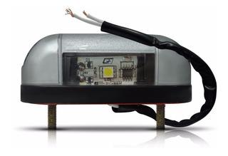 Lanterna Placa Led Universal Bivolt Jeep Buggy Adaptaçoes