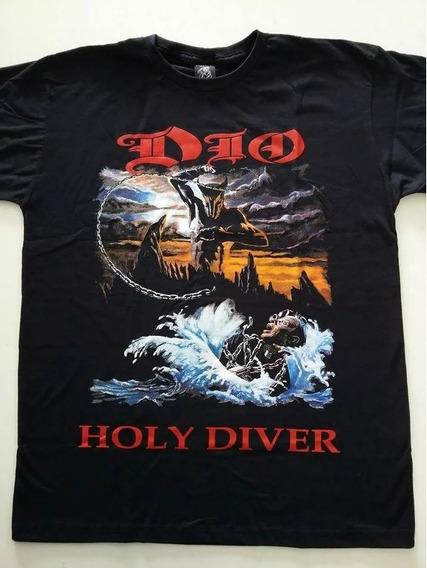 Camiseta Dio - Holy Diver - Profanus