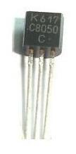 Transistor C8050