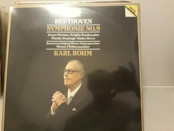 Lps.(novos) Beethoven Symphonie 9.karl Bohm.raridade