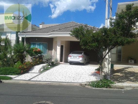 Casa Residencial Para Venda E Locação, Condomínio Vivenda Das Cerejeiras, Valinhos - Ca1928. - Ca1928