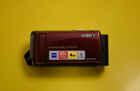 Sony Handycam Dcr-sx44 Digital 60x