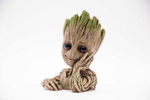 Baby Groot Maceta - 15cm - Guardianes De La Galaxia