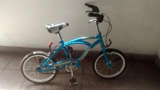 Bicicleta Niño/a Cross Rodado 14