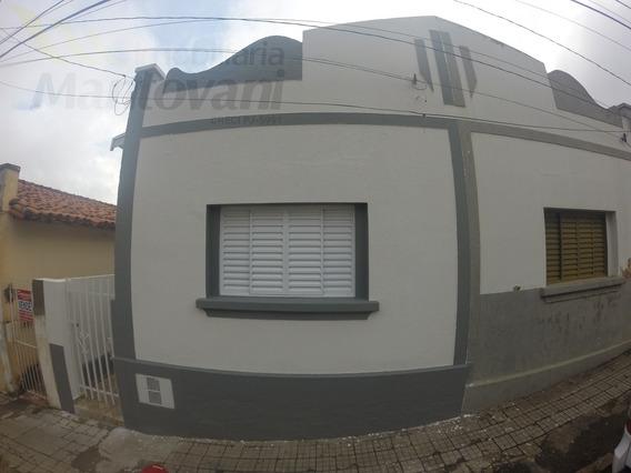Casa Para Aluguel, 2 Dormitórios, Centro - Tatuí - 859