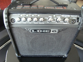 Amplificador Line 6 Spider 3-15 Watt Remato Toys4boys