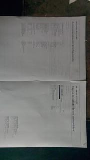Impresora Multifuncion Hp M2727nf Funciona Ok