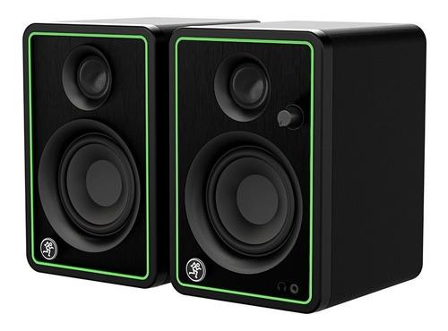 Monitores Estudio Mackie Cr4-x Par Multimedia 50w - Oddity